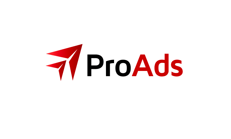 ProAds Logo ProAds.com