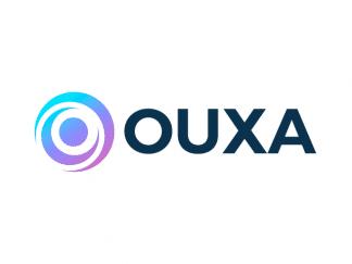 OUXA Logo OUXA.com Letter O logo
